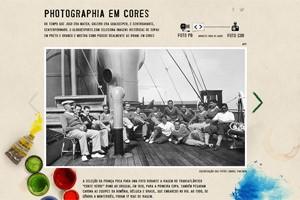 PHOTOGRAFIA EM CORES (Foto: Divulgação)