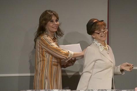 Fátima Freire e Ana Rosa  (Foto: Divulgação)