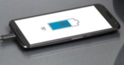 Novo carregador leva bateria do smart de 0 a 100% em 5 minutos (Reprodução)