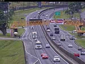 Motoristas que circularem pelas estradas do Paraná pagarão pedágios mais caros a partir do dia 1º (Foto: Reprodução / Ecovia)