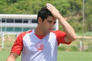 pedro carmona náutico (Foto: Aldo Carneiro / Pernambuco Press)