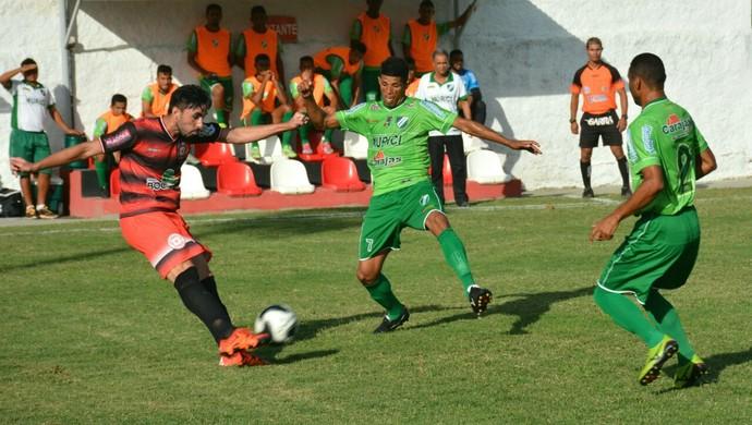 Santa Rita x Murici, Campeonato Alagoano 2017 (Foto:  Jailson Colácio/Divulgação Murici)