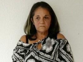 Mulher é presa 15 anos após encomendar a morte do marido (Reprodução de Vídeo/TV Paraíba)
