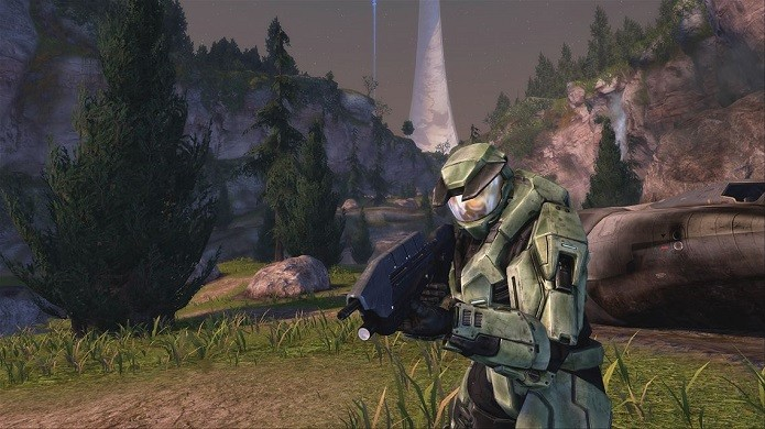 Halo 2 é a cereja do bolo de Master Chief Collection (Foto: Divulgação)