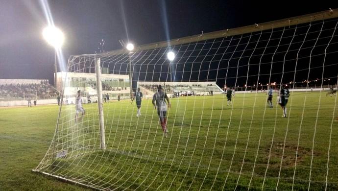 Assu x Santa Cruz de Natal, no Estádio Edgarzão (Foto: Francielle Manoel/Assu/Divulgação)