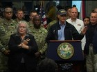 'Pior está por vir', diz governador da Flórida sobre furacão Matthew