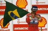 Nos 25 anos, as histórias por trás do 1º triunfo de Senna no Brasil (Getty Images)