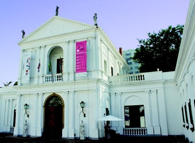 Fachada do Museu da Casa Brasileira (Foto: Marcelo Sarmento)