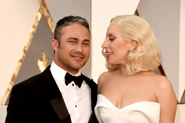 Taylor Kinney e Lady Gaga (Foto: Getty Images)