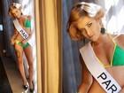 Miss Bumbum Pará perdeu onze quilos antes de participar de concurso