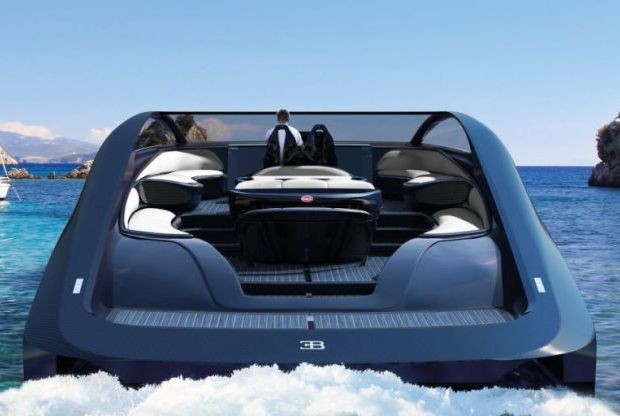 Bugatti Niniette 66 (Foto: Divulgação)
