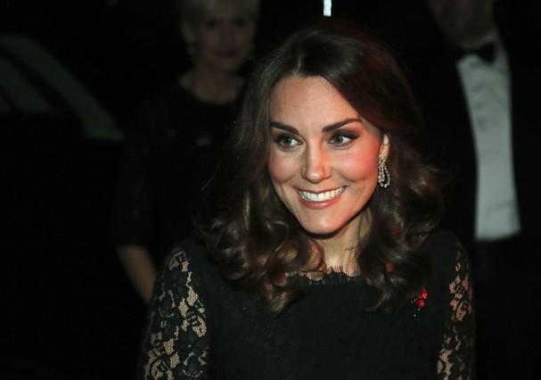 Kate Middleton está grávida do terceiro filho (Foto: Getty Images)