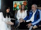Fidel acha que Rússia e China podem evitar uma guerra mundial