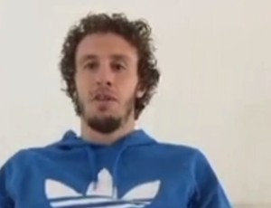 Rafael Galhardo, lateral do Anderlecht (Foto: Reprodução SporTV)