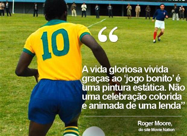 'Pelé - O nascimento de uma lenda': crítica do Movie Nation (Foto: Divulgação)