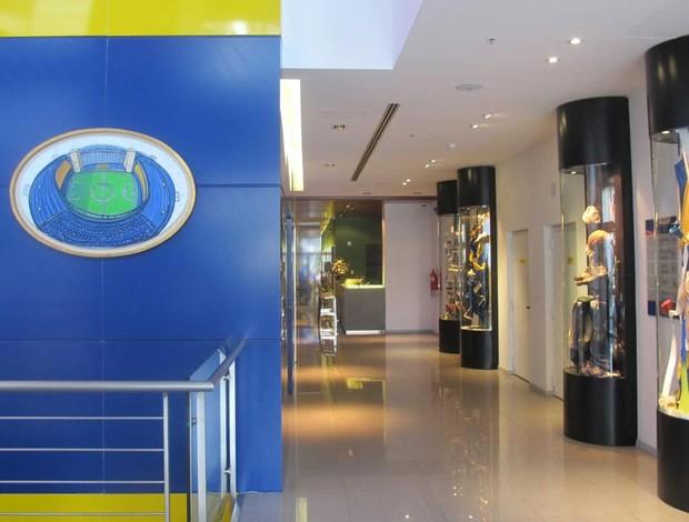 Hotel Boca Juniors (Foto: Rafael Cavalieri / Globoesporte.com)