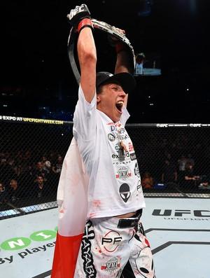 Joanna Jedrzejczyk MMA UFC Berlim (Foto: Getty Images)