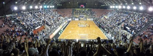 Corinthians x Sorocaba final Liga Paulista de Futsal