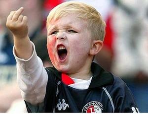 Mikey Wilson, torcedor Feyenoord