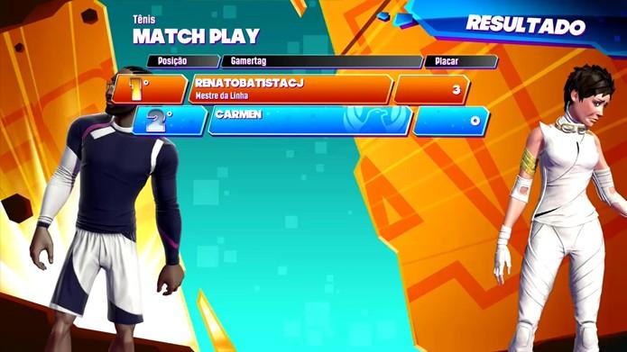 Kinect Sports Rivals. (Foto: Reprodução / Renato Carvalho)
