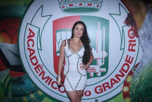 Franciely Freduzeski (Foto: Rodrigo dos Anjos / AgNews)