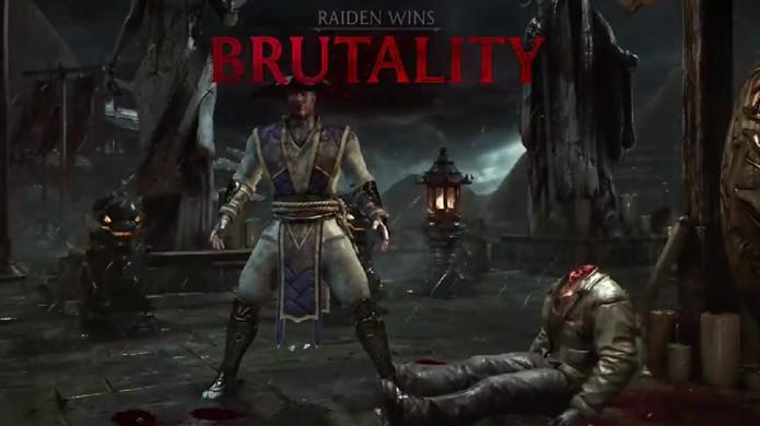 Jason se mostra imortal e levanta mesmo desmembrado em bizarro bug de Mortal Kombat X (Foto: Reprodução/YouTube)