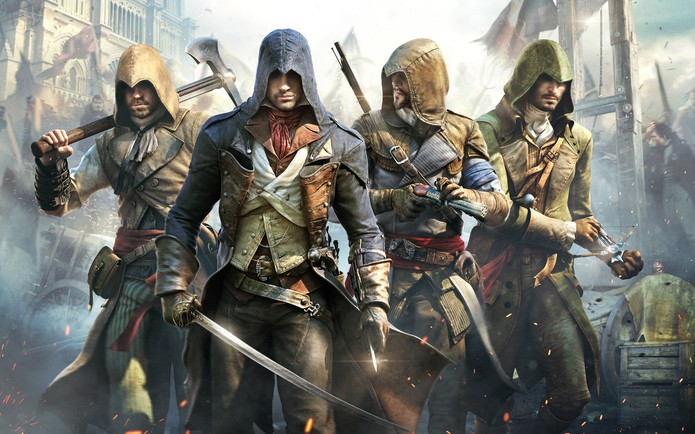 Assassin's Creed Unity (Foto: Divulgação)