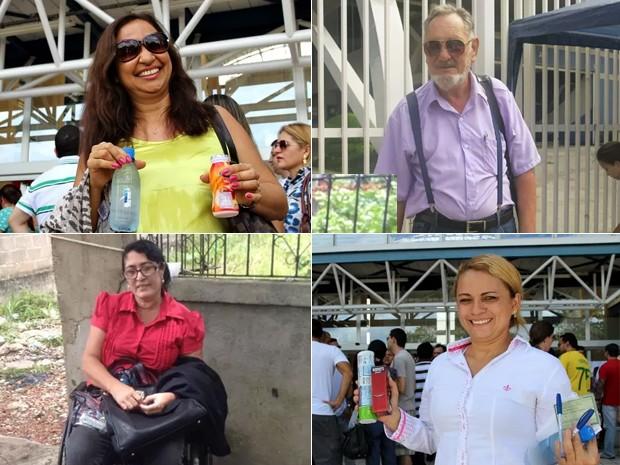Dezenas de milhares de bacharéis fizeram o XIII Exame da OAB neste domingo (13) em todo o país (Foto: G1)