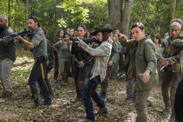 The Walking Dead chega a sua oitava temporada com muitos problemas a serem resolvidos (Foto: Divulgação)