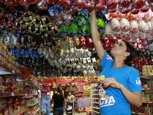 Ovos de páscoa estão mais caros este ano, aponta relatório do Dieese. (Foto: Divulgação/ Neldson Neves)
