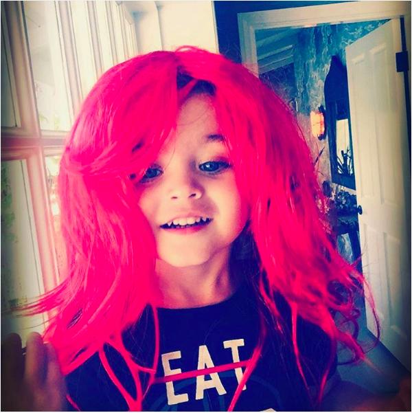 Um dos filhos de Megan Fox e Brian Austin Green (Foto: Instagram)