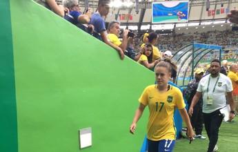 De saída da seleção feminina, Formiga vê Andressinha como sua sucessora