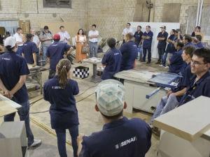São 71 vagas distribuidas em nove cursos  (Foto: Prefeitura de Toledo/ Divulgação)