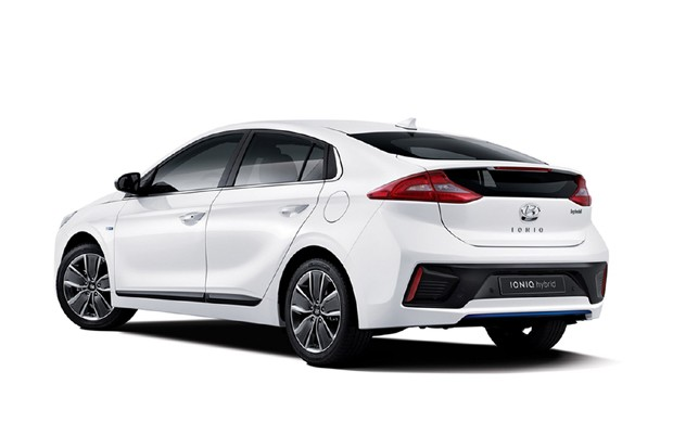 Hyundai divulga novas imagens do Ioniq (Foto: Divulgação)