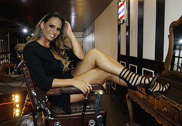 Aline Lima (Foto: Celso Tavares/EGO)