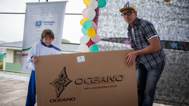 Realizado há cinco anos, Concurso já recebeu 12 mil trabalhos (Foto: Divulgação/RPCTV)