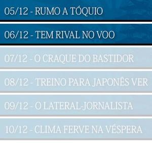 MENU_30anos_MUNDIAL-Gremio_02 (Foto: Infoesporte)