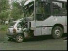 Motorista morre após colisão entre carro e ônibus no Noroeste do RS