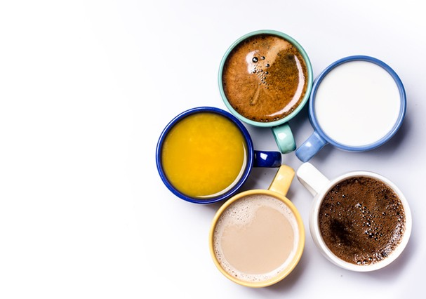Aposte em sucos, chás e café (Foto: Thinkstock)