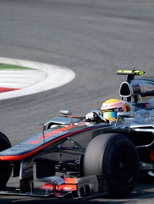 lewis hamilton mclaren gp monza formula 1 (Foto: Reuters)