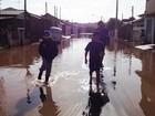Mais de mil pessoas atingidas por temporal seguem fora de casa no RS