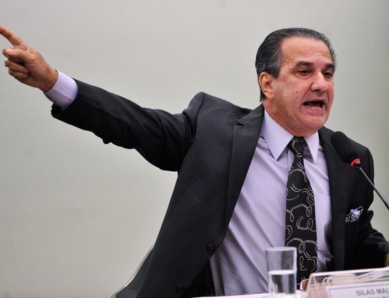 O pastor Silas Malafaia (Foto: Fabio Rodrigues Pozzebom/ Agência Brasil)