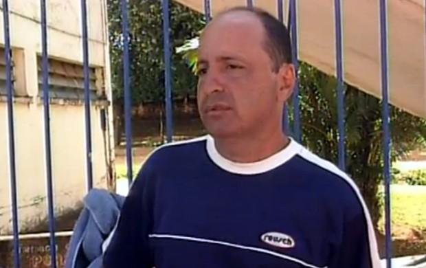 Carlos Rossi é o novo técnico do Velo Clube (Foto: Reprodução/EPTV)
