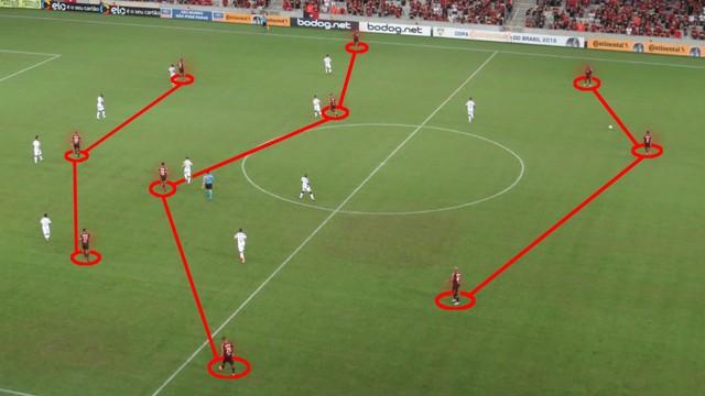 e4eccaa0b3 Atlético-PR x Ceará - Copa do Brasil 2018 - Ao vivo - globoesporte.com