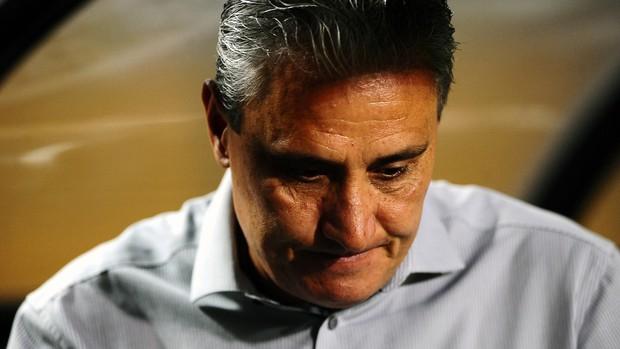 Tite Corinthians x Ponte Preta (Foto: Marcos Ribolli / Globoesporte.com)