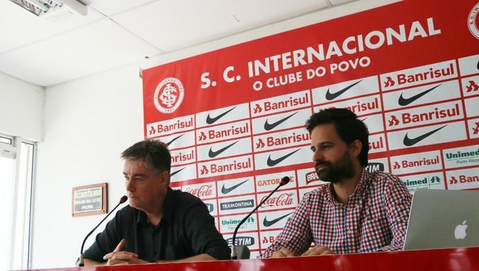 Luiz Henrique Nuñez Fabio Ruaro Florida Cup Inter Internacional (Foto: Tomás Hammes/Globoesporte.com)