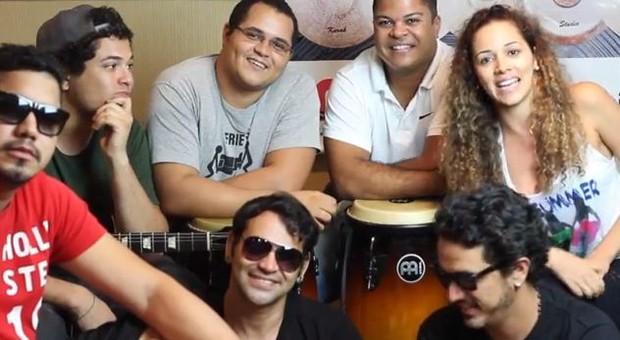 Banda de Netinho (Foto: Reprodução / Facebook)