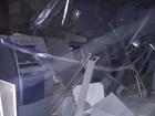 Suspeitos usam explosivos em assalto a banco na Mata Norte