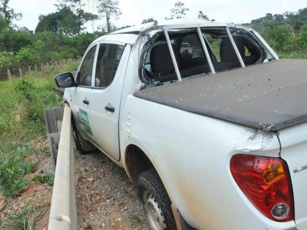 Funcionária da Seduc morre em acidente na BR-435