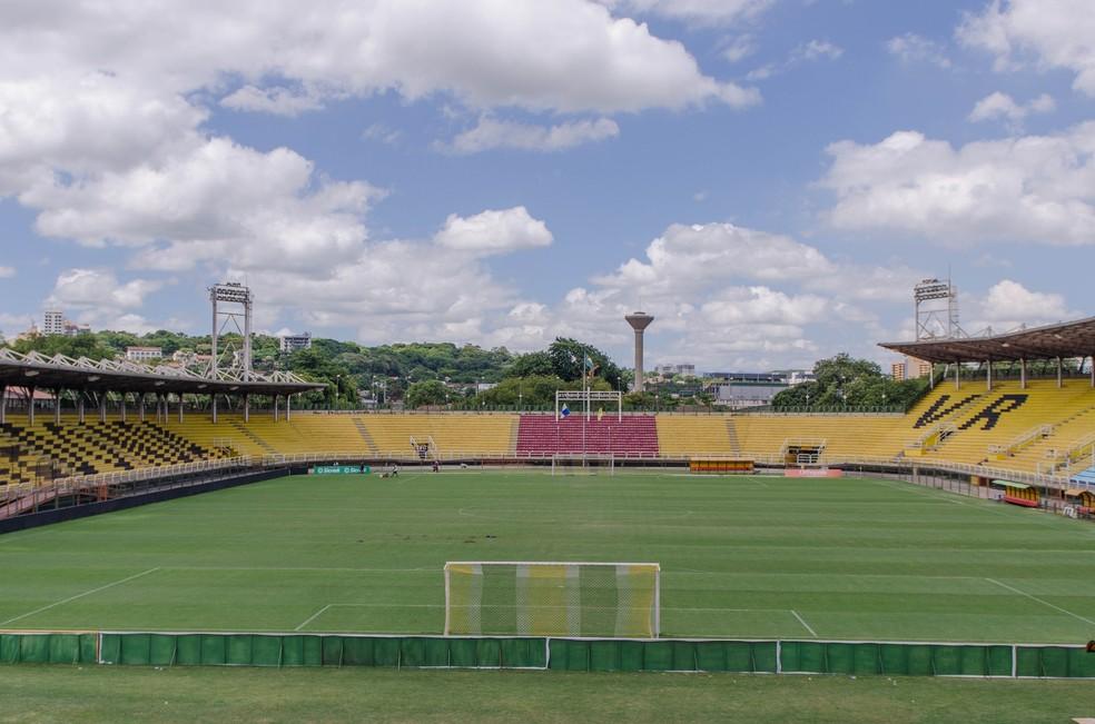 Flamengo x Botafogo será às 11h em Volta Redonda (Foto: Yuri Melo)